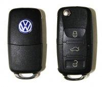 VW Volkswagen 3 mygtukų